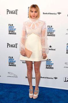 Spirit Awards 2016  http://stylelovely.com/galeria/spirit-awards-2016/