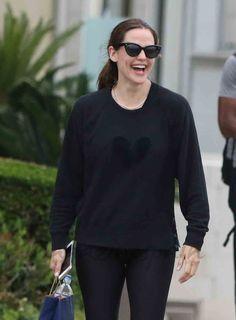 Jennifer Garner ha recuperado por completo la sonrisa tras su separación, ya sí definitiva, de Ben Affleck.