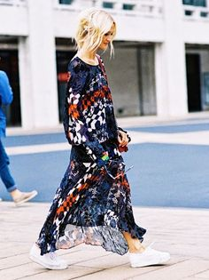 How to Wear a Large Dress (Casual or Chic) - Lena Penteado
