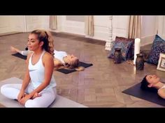 Vierka Ayisi – Inspirit Yoga diel/part 3 Yoga For Back Pain, Yoga Tips, Yoga Videos, Pregnancy, Health, Youtube, Health Care, Pregnancy Planning Resources, Youtubers