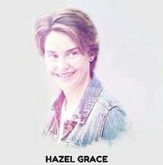 Hazel grace Lancaster I love her hair. Next time I get mine cut, I think I want it like this.