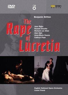 Britten: The Rape of Lucretia - ArtHaus DVD. £30.13