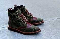 StyleBlazer Splurge: Ronnie Fieg's Dr. Marten Bowery BootStyleBlazer