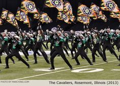 Cavaliers Drum and Bugle Corps 2013 DCI World Championships Photo