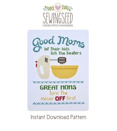 Hey, I found this really awesome Etsy listing at https://www.etsy.com/listing/151451456/good-moms-let-their-kids-lick-the