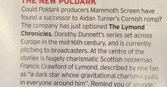 The Wertzone: Dorothy Dunnett's LYMOND CHRONICLES optioned for screen