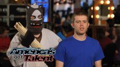 Dustin's Dojo: Howard Stern Uses Golden Buzzer on Karate Kid - America's... --- This is my cousin!!! O MY GOSH!!! My family laughed SO HARD!!!