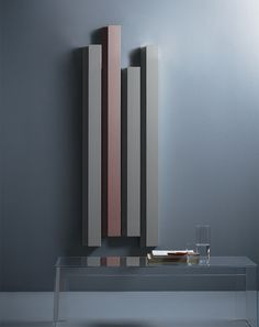 Modular and decorative radiator: Rift by Tubes