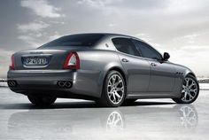 Maserati has tampered with the Quattroporte, a sedan that inspires visceral, carnal automotive lust wildly out of proportion with its size and door count -- a photo gallery from the automotive experts at Motor Trend. Maserati Models, Escalade Car, Cadillac Escalade, Luxury Car Rental, Luxury Cars, Maserati Quattroporte, Top Gear, Lamborghini Gallardo
