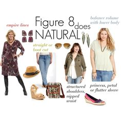 Figure 8 does Natural by expressingyourtruth on Polyvore featuring American Rag Cie, NYDJ, Lucky Brand, Stuart Weitzman, Sakroots, Kasturjewels, Bulgari and plus size clothing