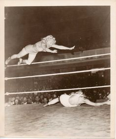 When I moved to Georgia as a youngster, I got turned on to wrestling and all of the characters that made up the sport. What I did not see a