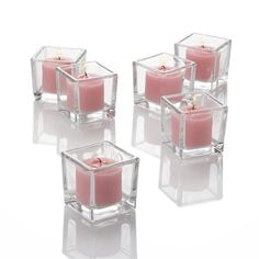Set of 72 Eastland Square Votive Holders & 72 Pink Unscented Richland Votive Candles Richland http://www.amazon.com/dp/B003S5HQDI/ref=cm_sw_r_pi_dp_Ddc6tb0GG1A5T