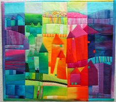 Melody Johnson: Urban Landscapes