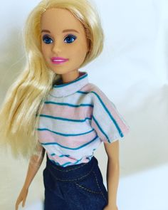 Barbie, Doll, Couture, Crop Tops, Women, Style, Fashion, Blouses, Swag
