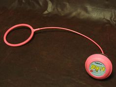Tiger Toys Inc SKIP-IT Vintage Classic Toy From 1988 Jump PINK | eBay