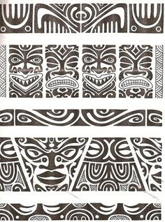 TATTOO MAORI: MAORI TATTOO BRACELETE …