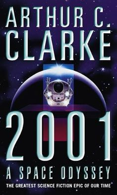 2001: A Space Odyssey - Arthur C. Clarke in rdevrede's Book Collector Connect collection