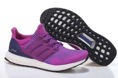 reputable site cfa62 5b4cf 1767  Adidas Ultra Boost Skor Dam Herr Violet SE974254dLvGJLrla