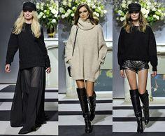 tricô semana de moda Paris inverno 2014