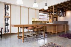 Form Architecture, Kitchen Upgrades, Architect Design, Sustainable Design, Cool Kitchens, Kitchen Design, Table, Kitchen Islands, House