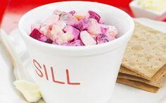 Sillisalaatti on mahtava herkku joulupöydässä. Raspberry, Sugar, Bread, Fruit, Food, Essen, Breads, Baking, Raspberries