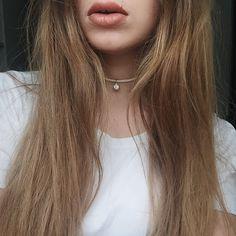 #lips #fulllips #blondehair #girl