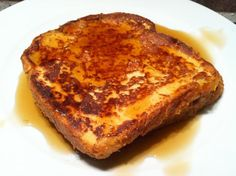 Basic French Toast Recipe - Quick & Simple
