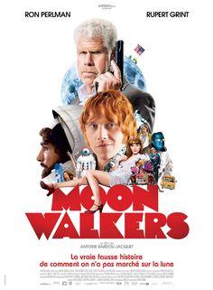 Concours : gagnez 10 places de ciné pour le film Moonwalkers
