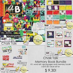 Chalk Talk Mega Bundle