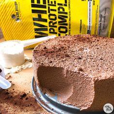 Mousse de cacao al caramelo - YANOESTOYGORDA by netastyle