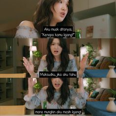 Ideas funny humor memes girls for 2019 Quotes Lucu, Jokes Quotes, Movie Quotes, Funny Quotes, Memes Humor, Quotes Drama Korea, Drama Quotes, Funny Mom Memes, Memes Funny Faces