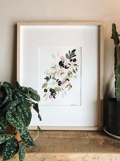 Watercolor Artists, Watercolor Paintings, In This World, Gallery Wall, The Originals, Frame, Prints, Inspiration, Home Decor