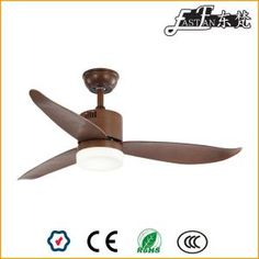 Proud 3 wood ceiling fan with light and remote Dc Ceiling Fan, Ceiling Lights, Modern Ceiling, Wood Ceilings, Save Energy, Remote, Bulb, Led, Home Decor