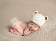 What a precious newborn photo