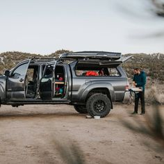 Forget Rent—Live Out of a Truck Living Full-Time in a Toyota Tacoma