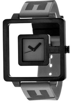 HL0110 Grey Hola Watch from Eviga - $84