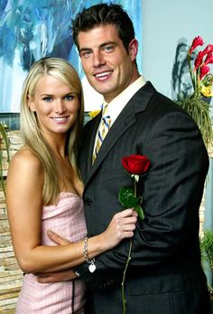 THE BACHELOR with Jesse Palmer and winner Jessica Bowlin (2004)