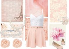 """summer days past"" by laxlover6 ❤ liked on Polyvore"