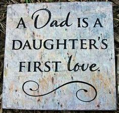 Happy Fathers Day Quotes Sayings Messages From Daughter & Son-Cool Inspirational Funny Short Lovely Humorous Quote & SMS-Australia NZ UK US Miss You Daddy, I Love My Dad, First Love, Missing Daddy, Rip Daddy, Happy Father Day Quotes, Happy Fathers Day, Short Father Daughter Quotes, Daughters Day Quotes