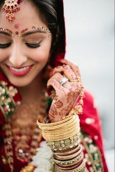 Fancy That! Events, Beautiful Indian Wedding, Henna, Wedding Sari