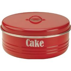 Sweet Cake Container