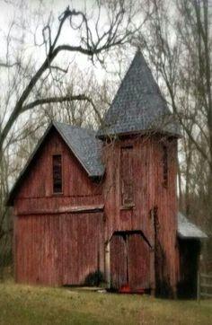 Barn tower