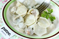 Пельмени с квашеной капустой и фаршем Soup, Ethnic Recipes, Soups, Chowder