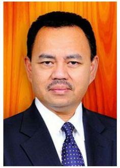 Menteri Energi dan Sumberdaya Mineral : Sudirman Said