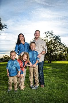 ©Eternal Bliss Photography- Family Photography, Green Grass, All Smiles, Texas Photographer