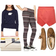 """Snow Ball"" by amelie-trudel on Polyvore"