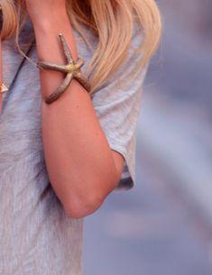 Starfish Bracelet.