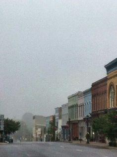 Downtown Princeton Kentucky