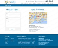 Web Peoplez Contact Page Contact Page, Queens New York, Queen News, Phone Messages, Templates, Blog, Design, Stencils