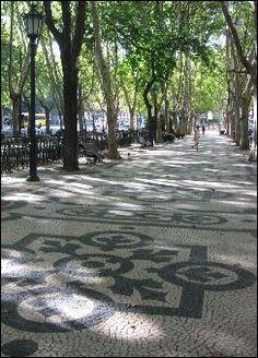 BAIXA (downtown):   Avenida da Liberdade  (MANNY'S LIST)